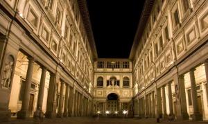 Galeria Del Uffizi