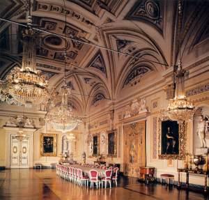 Palazzo Pitti Interior 2